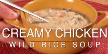 крем-суп в мультиварке - фото